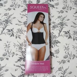 Squeem magical lingerie Miracle Vest